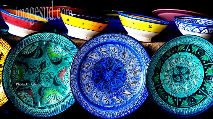 Poterie, faïence et céramique : art et artisanat d'ar au Maroc