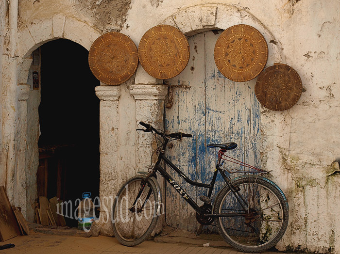 Rue de medina, Maroc