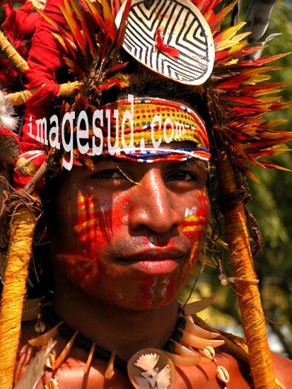 Papua-New-Guinea indigenous