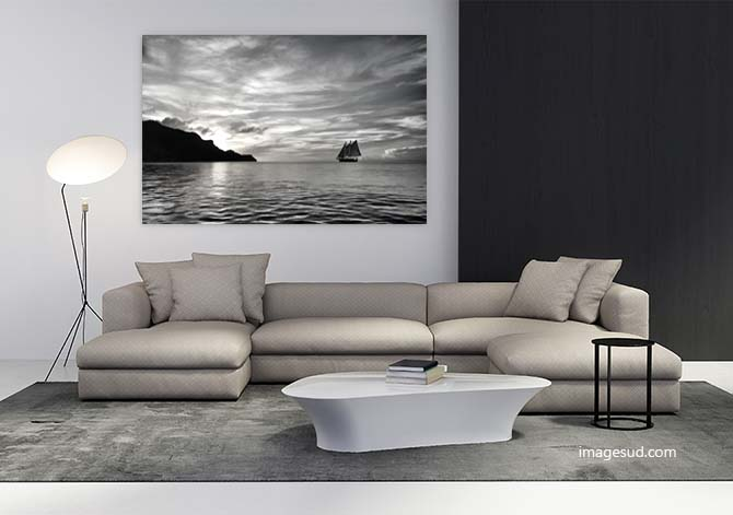 Photos d'art pour décoration d'intérieur