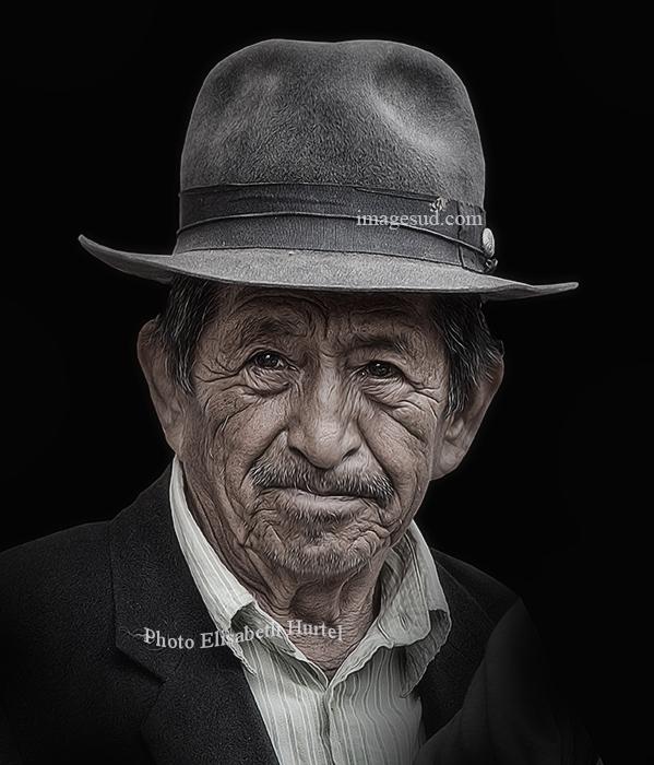 Portrait, Amérique du Sud