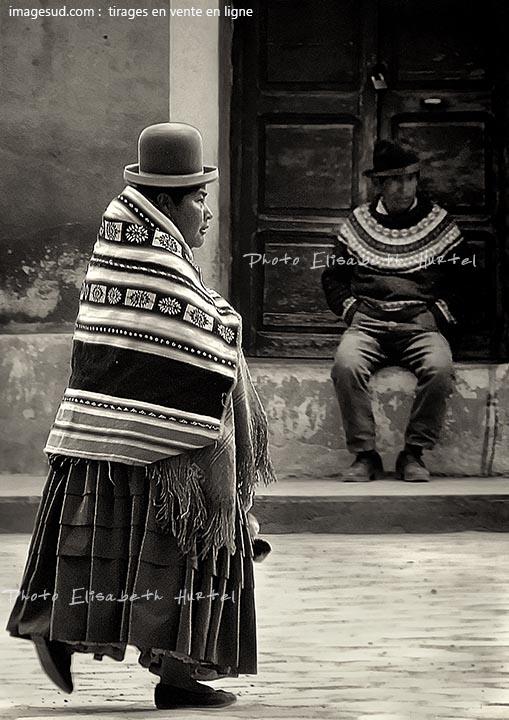 Photo noir et blanc pour tirage