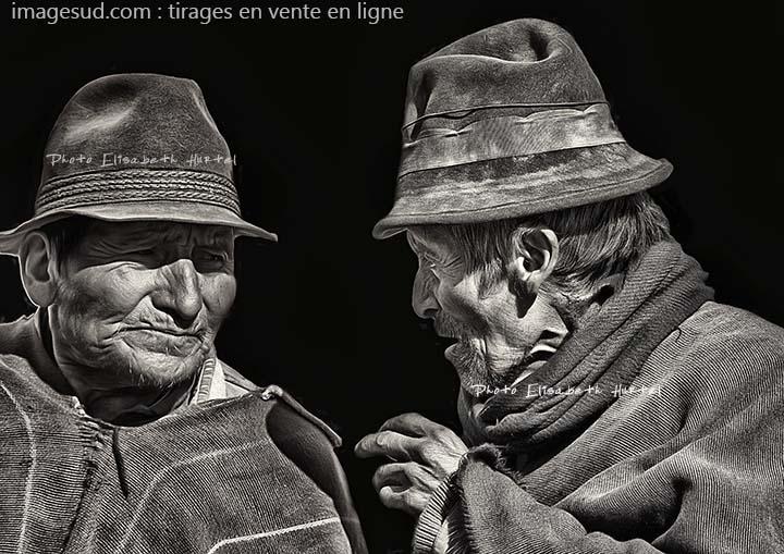 Peuples indigènes des Andes