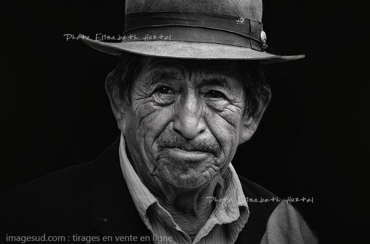 portrait, andes