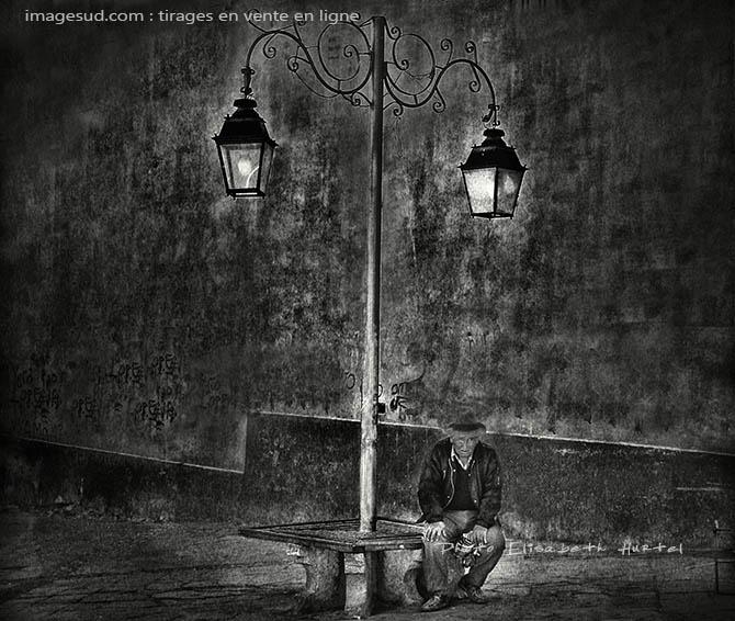 En attendant Godot, noir et blanc