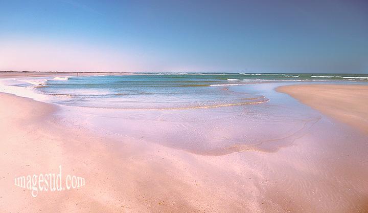 La mer en couleur