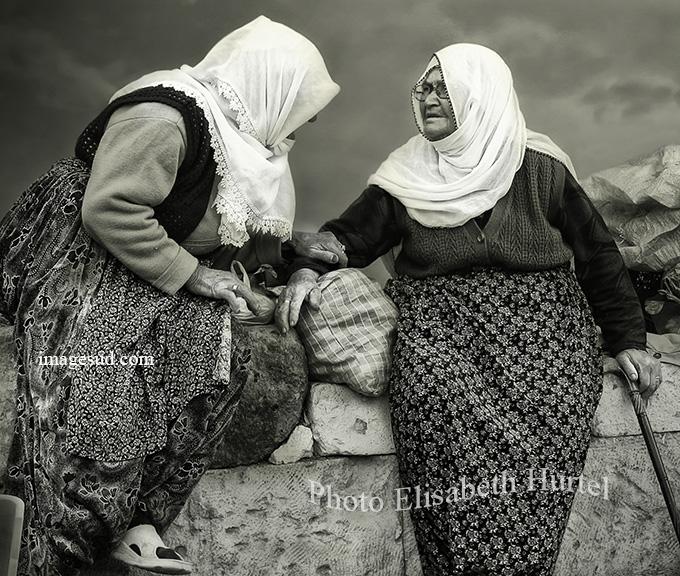Petite conversation entre amies : Turquie