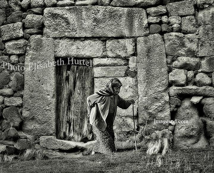 Turquie profonde, photo noir et blanc