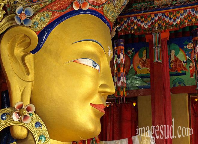 Bouddhisme : Maitreya