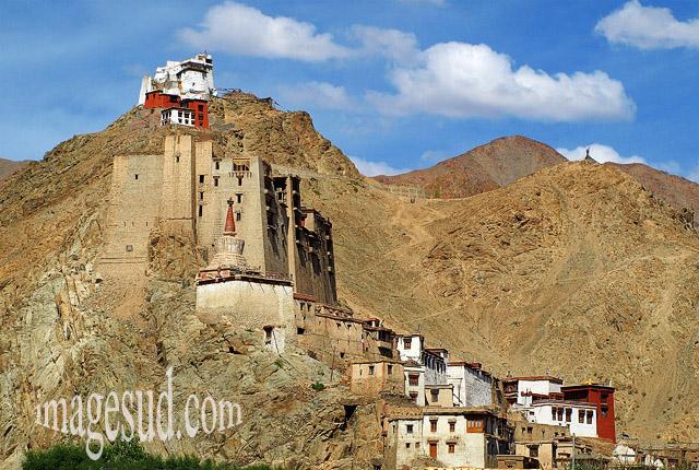 Forteresse, palais et gompa de Leh, Ladakh