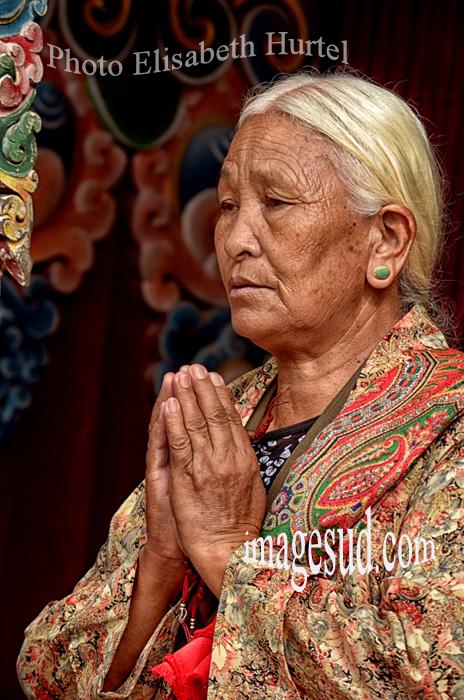 Puja, Nepal.
