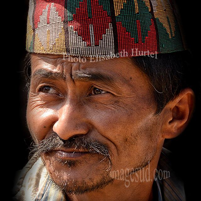 Nepal : portrait.
